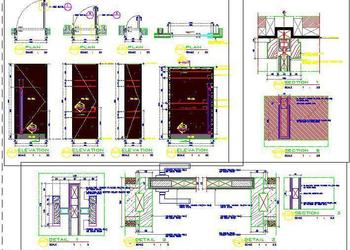 Various design Flush Door