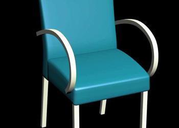 Dining Chair 3d Design