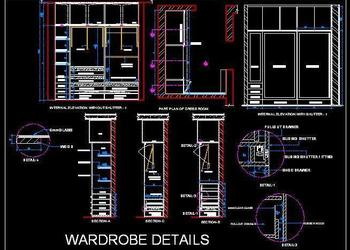 Sliding Wardrobe Detail