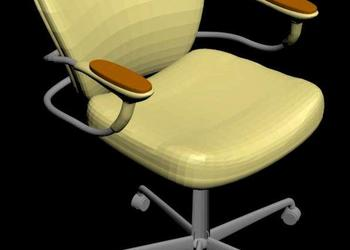 Office Executive Chair 3d design