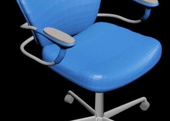 Executive Chair 3d