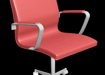 Executive Chair 3d Design