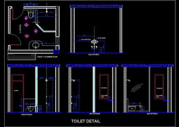 Simple Toilet Design