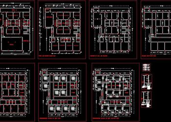 Layout and Structure Design of Guest House (56'x70')