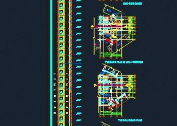 Architectural Lift Design Detail