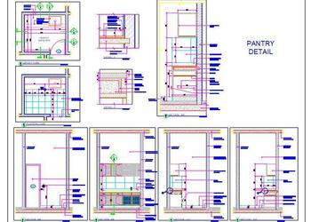 Pantry Detail  Design
