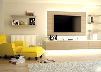 Modern TV Unit_ LCD Panel_ TV Cabinet _TV Stand Ideas- Plan n Design