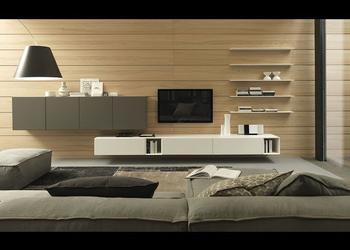 45 Modern TV Unit_ LCD Panel Design Collection- Plan n Design