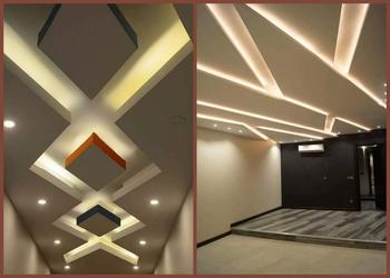 Latest False Ceiling Design Ideas (POP & Gypsum) for Bedroom and Hall- Plan n Design