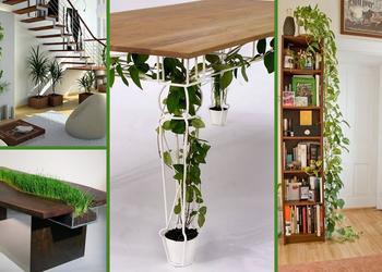Bring Nature To Your Home With These Spectacular Ideas- Plan n Design