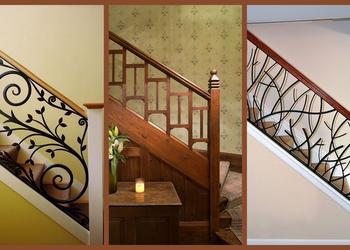 33 Beautiful Modern Railing Designs for Staircase and Balcony- Plan N Design