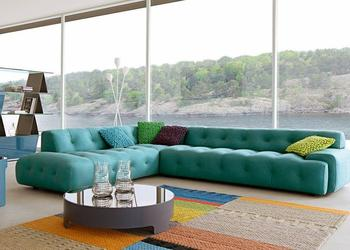 Top 50 Modern L Shape Sofa Set Designs for Living Room 2018- Plan N Design