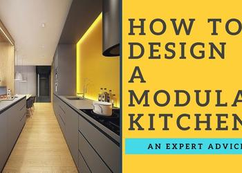 How to Design a Indian Modular Kitchen- An Expert advice by Plan N Design