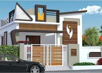 30 Latest Single Floor House Design |  Indian House Single Floor Front Elevation - Plan N Design