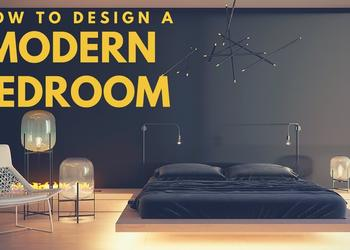 How to Design A Modern Bedroom- Expert Tips by Plan N Design