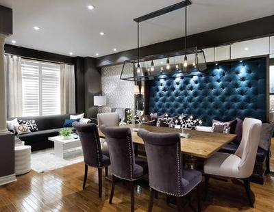 7 spectacular interior with tufted wall panels | plan n design