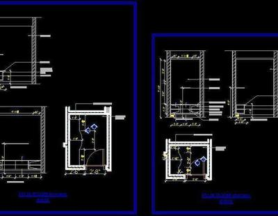Puja Room Autocad Dwg Plan N Design