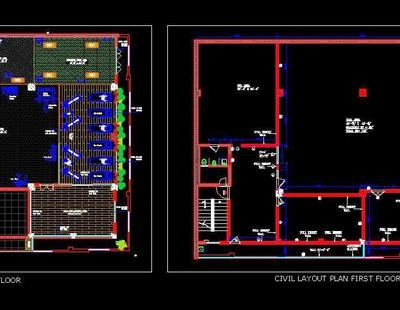 Gym Layout Design Autocad Dwg File Plan N Design