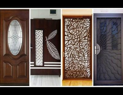 Top 42 Modern Front Door Designs catalogue 2018- Plan n ...