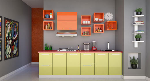 Brilliant Kitchen Space Savers - Useful Tips For Kitchen