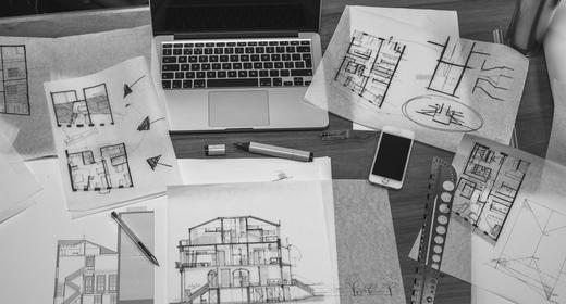 Purpose to make Architectural Drawings for an Architect