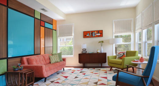 Colors brings Positivity to any Home, Let's add some