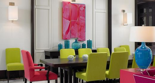 Importance Of Colours In Interiors
