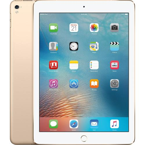 Apple iPad Air 2 Tablet (9.7 inch, 32GB, Wi-Fi + Cellular), Gold