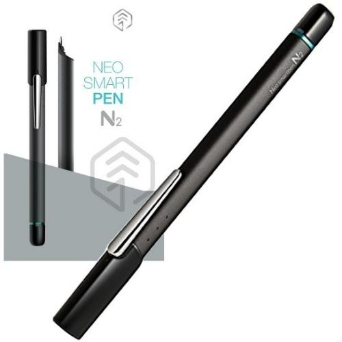 Neo Smartpen N2 for iOS and Android Smartphones and Tablets (Titan Black)