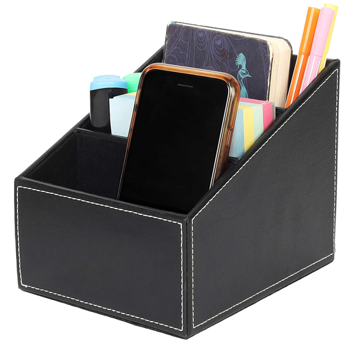 Callas PU Plus MDF Desk Organizer