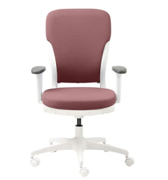 GODREJ INTERIO Ergonomic Motion High Back Executive Chair (Matte Finish, Burnt Russet)-Fixed Armrest