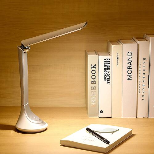 OPPLE LED Desk Book Rechargeable Children Eye Protection Night Lamp (5W, White)