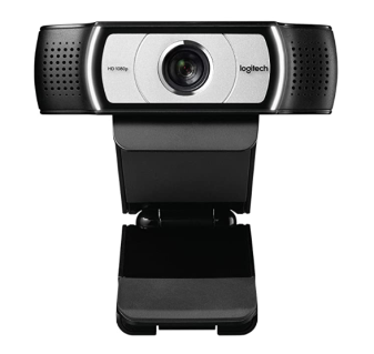 A video conferencing camera - Logitech C930e Webcam