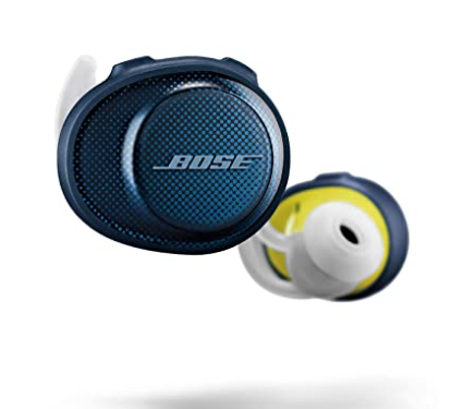 Wireless Headphones - Bose Sound Sport Free Truly Wireless Sport Headphones