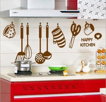 Decals Design StickersKart Wall Stickers Stylish Kitchen Art