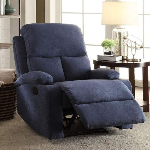 Furny Elisse One Seater Living Room Single Seater Recliner