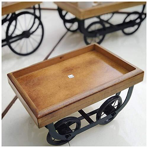 Wooden Serving Tray/Kart/Platters redaa Desi Look