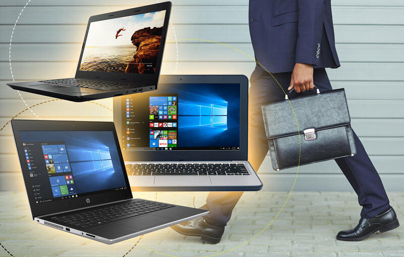 The Top 5 Business Laptops for Professionals