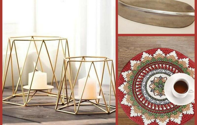 10 Gorgeous Products to Make your Center Table More Beautiful