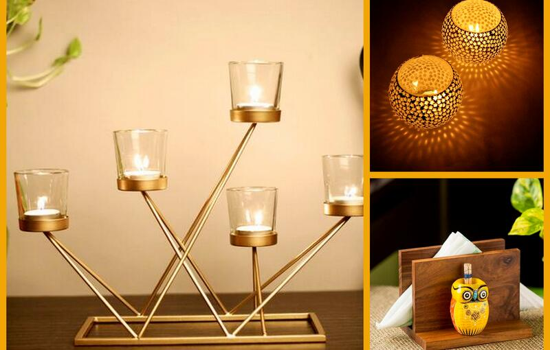 10 Stunning Dining Table Decoration Items to Give a Style Statement to any Home